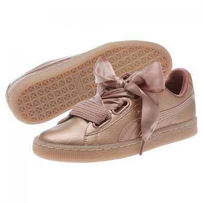 Puma Basket Heart Copper productafbeelding