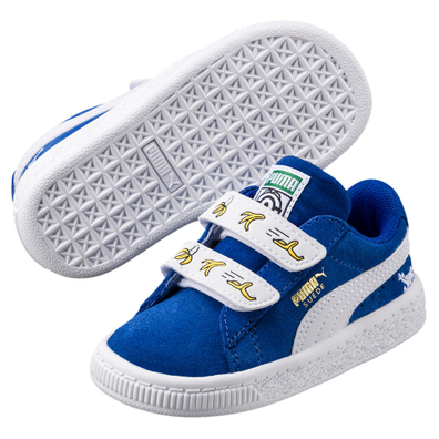 Puma Minions Suede V Inf productafbeelding