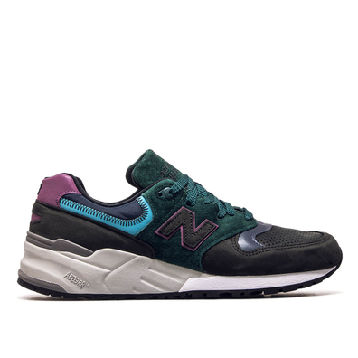 New Balance M999 JTB Black Green productafbeelding