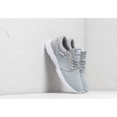Supra Hummer Run Grey/ White-White productafbeelding