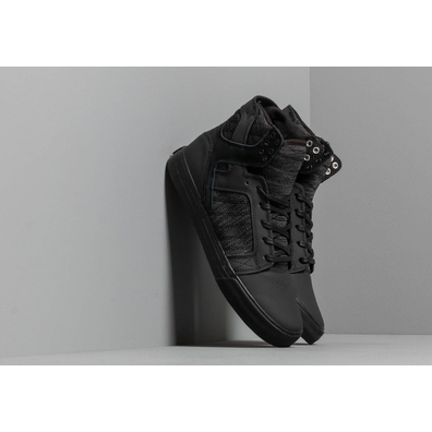 Supra Skytop Black/ Dark Grey-Black productafbeelding