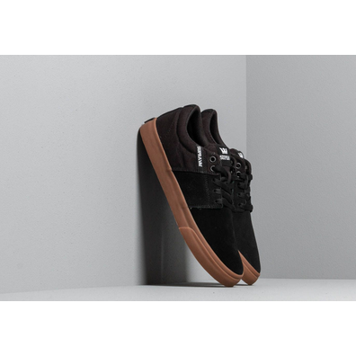 Supra Stacks Vulc II Black/ Gum productafbeelding