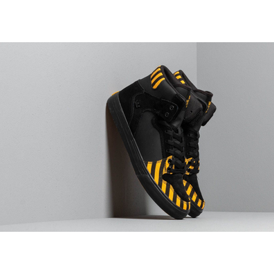 Supra Vaider Caution/ Black/ Black productafbeelding