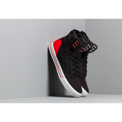 Supra Skytop Black/ Pirate Black/ White productafbeelding