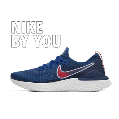 Nike Epic React Flyknit 2 PSG - By You productafbeelding