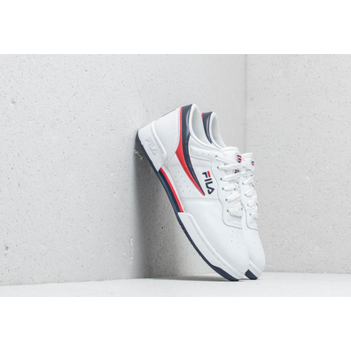 Fila Original Fitness White/ Fila Navy/ Fila Red productafbeelding