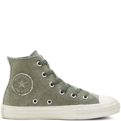 Chuck Taylor All Star Washed Out Youth High Top productafbeelding