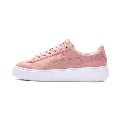 Puma Platform Shimmer Womens Trainers productafbeelding