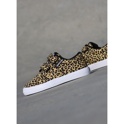 Supra Stacks ll Leopard Velcro PS productafbeelding