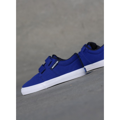Supra Stacks ll Royal/Blue Velcro PS productafbeelding