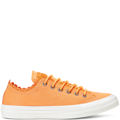 Chuck Taylor All Star Frilly Thrills Low Top productafbeelding
