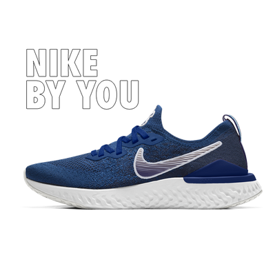 Nike Epic React Flyknit 2 Tottenham - By You productafbeelding