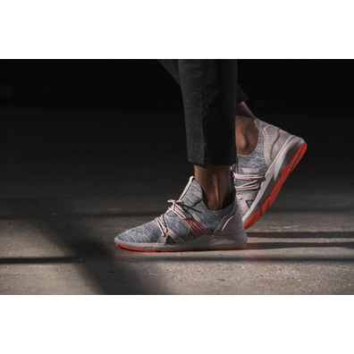 Arkk Lion FG H-X1 Dove Grey Bright Red productafbeelding