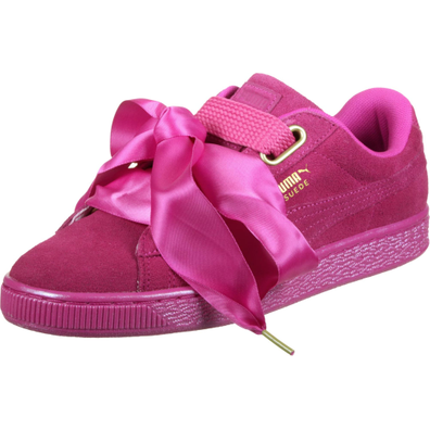 Puma Suede Heart Satin W productafbeelding