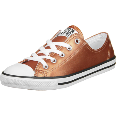 Converse All Star Dainity Leather Ox W productafbeelding