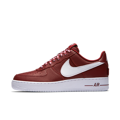"Nike Air Force 1 Low x NBA Pack ""Burgundy"" productafbeelding"