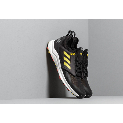 adidas Consortium x END. Terrex Agravic XT Black/ Red productafbeelding