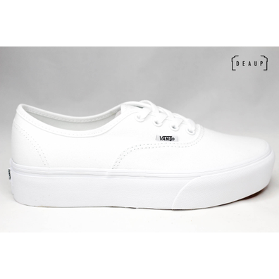Vans Authentic Platform 2.0 'True White' productafbeelding