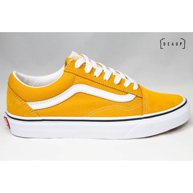 Vans Oldskool 'Yolk Yellow / True White' productafbeelding