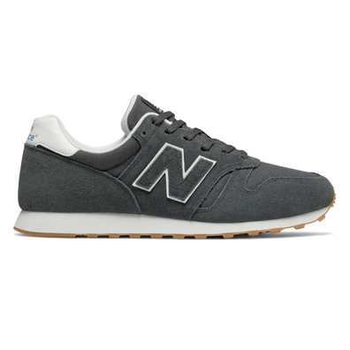 New Balance 373 Suede Trainers productafbeelding