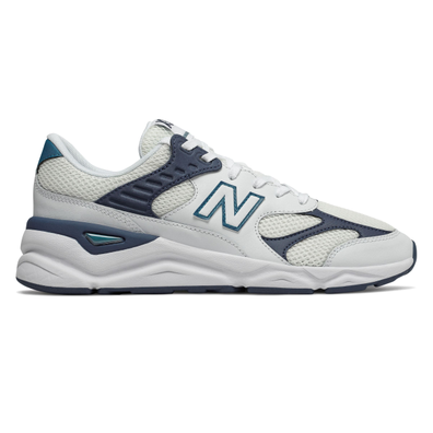 New Balance X-90 Leather Mesh Trainers productafbeelding