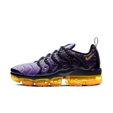 Nike Air Vapormax Plus (Obsidian / Laser Orange - Indigo Storm) productafbeelding