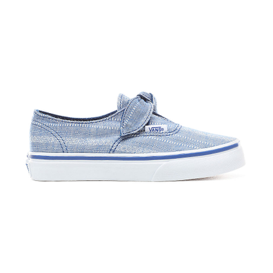 VANS Lace Chambray Authentic Knotted  productafbeelding