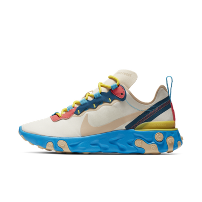 Nike WMNS React Element 55 'Light Cream' productafbeelding