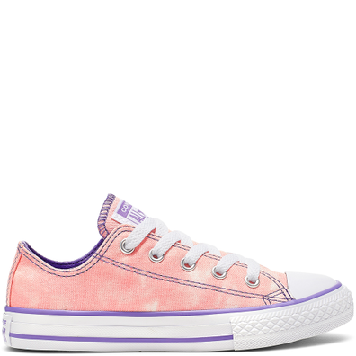 Chuck Taylor All Star Tie-Dyed Canvas Low Top productafbeelding