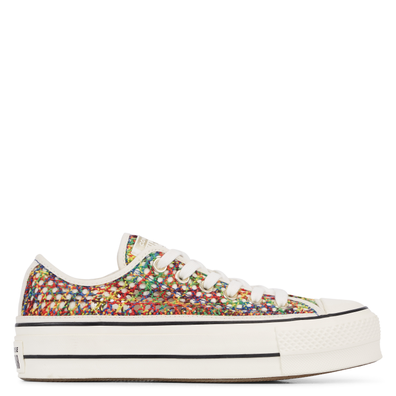 Chuck Taylor All Star Crochet Lift Low Top productafbeelding