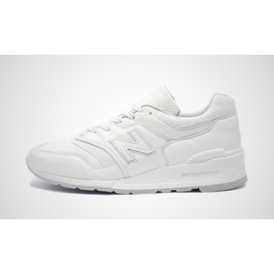 "New Balance M997BSN ""Bison Pack - weiß"" productafbeelding"