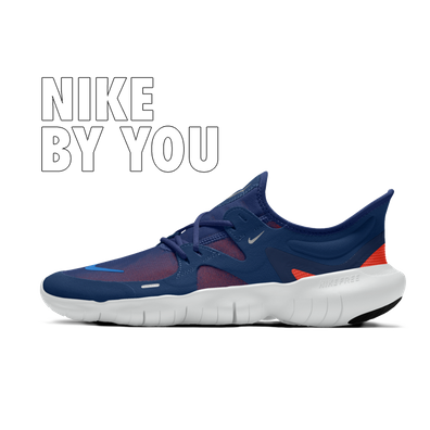 Nike Free RN 5.0 - By You productafbeelding