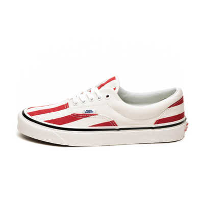 Vans Era 95 DX *Anaheim Factory* (OG White / OG Red / Big Stripes) productafbeelding