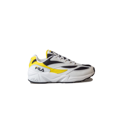 Fila Venom V94M White Yellow productafbeelding