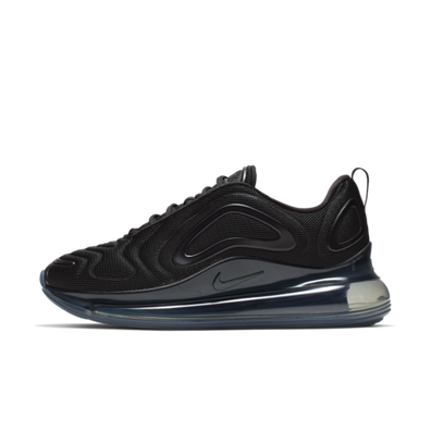 Nike WMNS Air Max 720 'Triple Black' productafbeelding