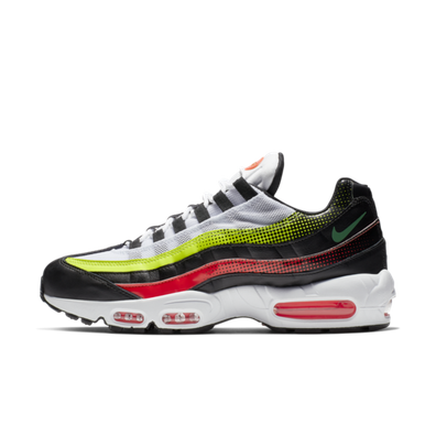 Nike Air Max 95 'Volt/Solar Red' productafbeelding