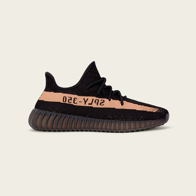 Adidas adidas x Yeezy Boost 350 V2 Core Black Copper - Zwart