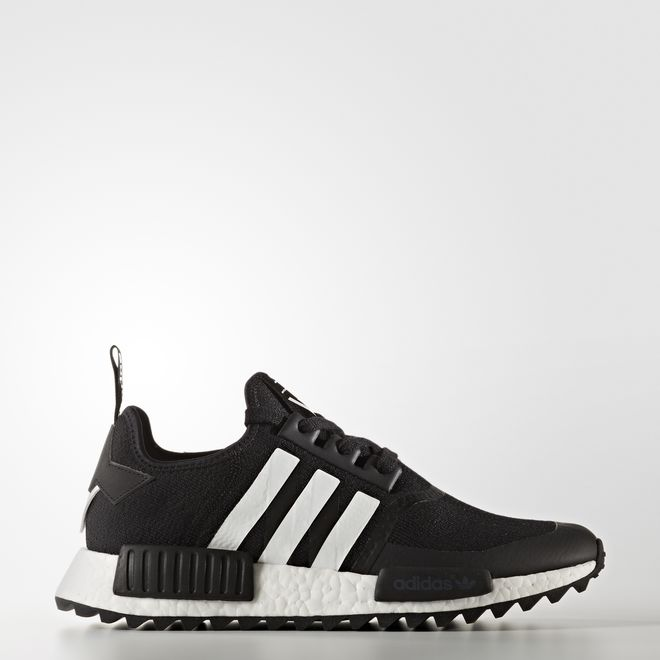 Adidas Black NMD R1 Trail Trainers - Zwart