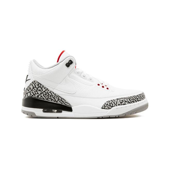 Jordan Air Jordan 3 Retro JTH NRG zijaanzicht