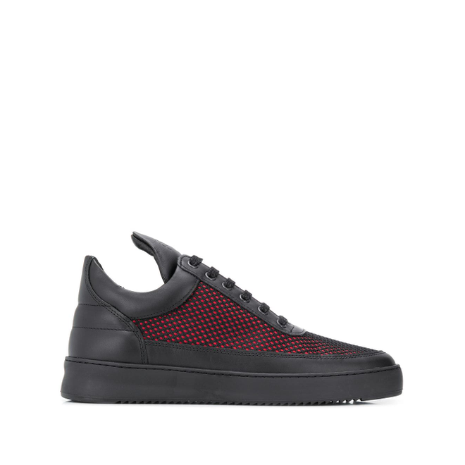 Filling Pieces Ripple Reflect