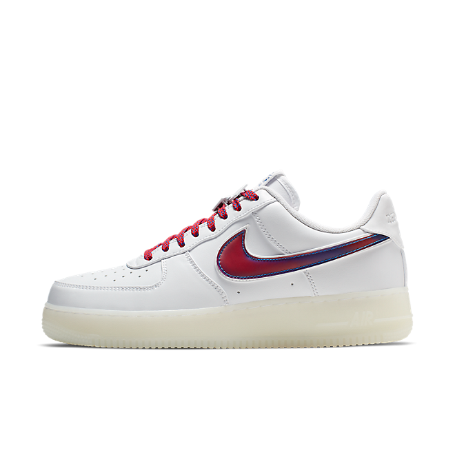 Nike Air Force 1'07 zijaanzicht