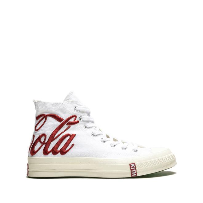 Converse Coca Cola Chuck 70 high top zijaanzicht