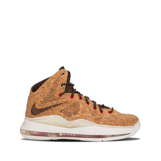 Nike Lebron 10 EXT Cork QS