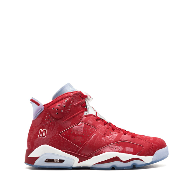 official photos c3d96 8caab Jordan Air Jordan 6 Retro X Slam Dunk | 717302600