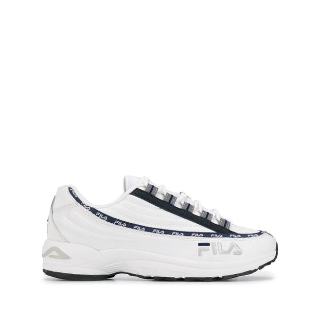 Fila Sneakers met logo - Wit