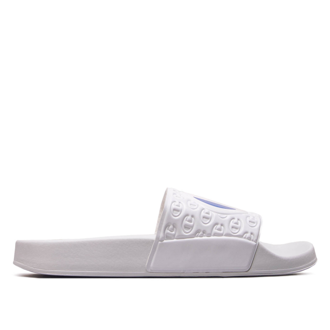 Damen Slide Multi Lido White