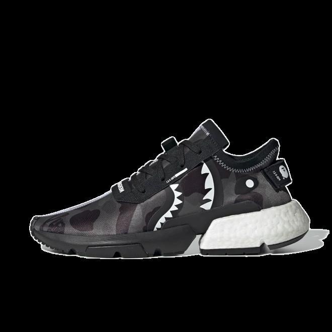 NEIGHBORHOOD X BAPE X adidas POD-S3.1