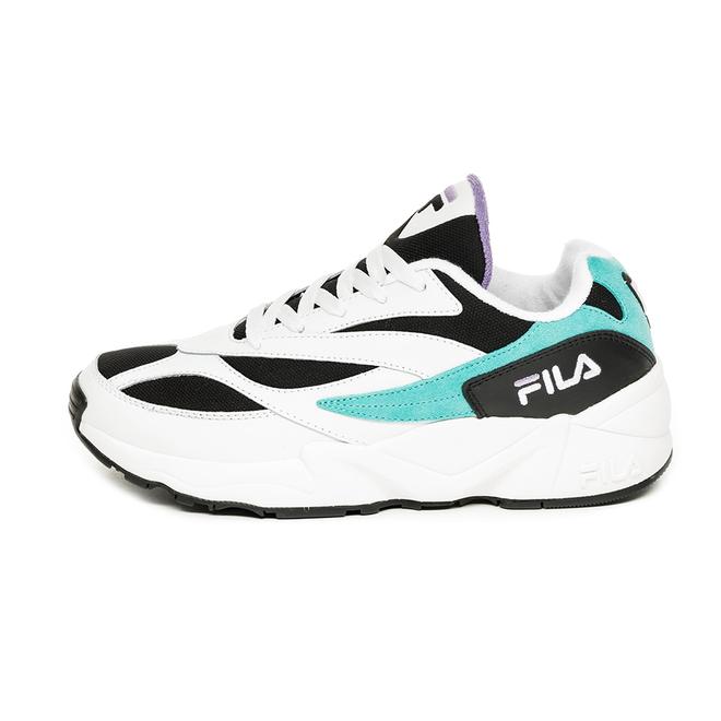 FILA V94 M Low (Black / Blue Curacao / Violet)