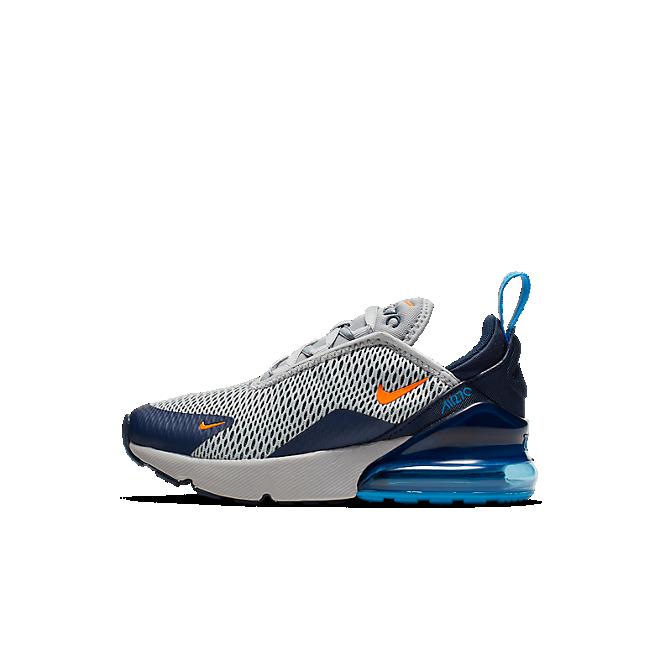 Nike Air Max 270 Kleuterschoen Grijs | AO2372 015