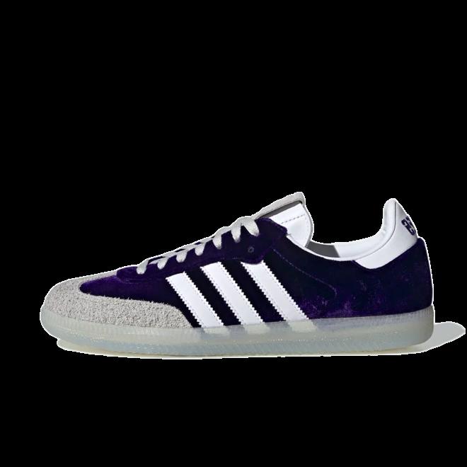 adidas Samba OG 'Collegiate Purple'